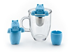 Andrew the Hippo Tea Infuser