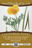 California Poppy Herb