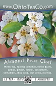 Almond Pear Chai