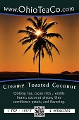 Creamy Toasted Coconut