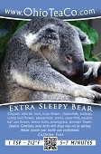 Extra Sleepy Bear - Organic