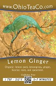 Lemon Ginger | Organic