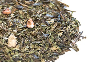 Mint Spice Green Tea - Organic
