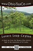 Lover's Leap Ceylon