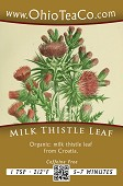 Milk Thistle Leaf | Organic