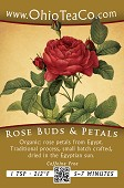 Rose Buds and Petals | Organic