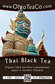 Thai Black Tea | Organic