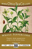 Whole Peppercorns | Organic
